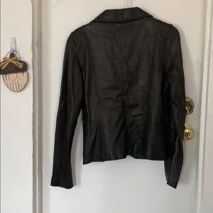 Levi's Jackets & Coats - Levi's red tab leather blazer
